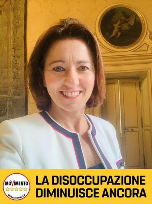 Laura Paxia - Cala la disoccupazione