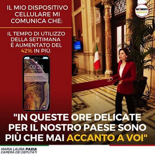 Paxia - Accanto agli Italiani