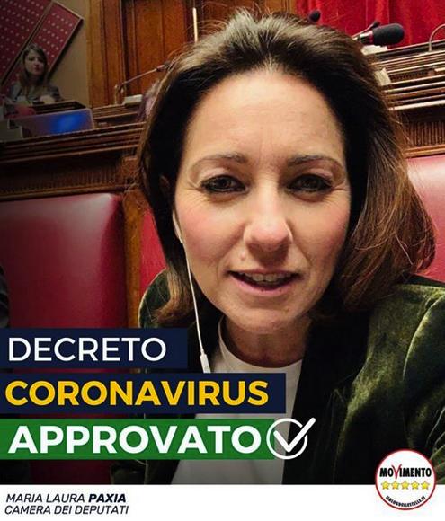 Decreto Coronavirus